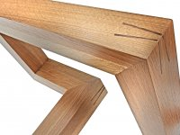 Lyne Coffee Table Detail