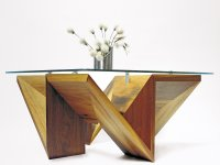 Zig Zag 1 Coffee Table